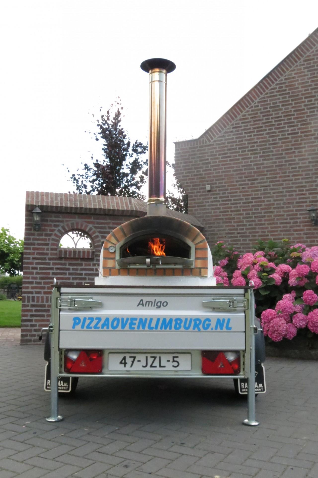 pizza oven huren